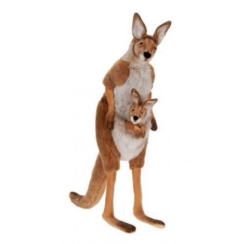 """Sydney"" Kangaroo and Joey"