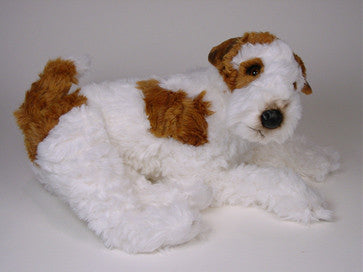 """Cara"" Wire Fox Terrier"