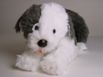 """Barkley"" Old English Sheepdog"