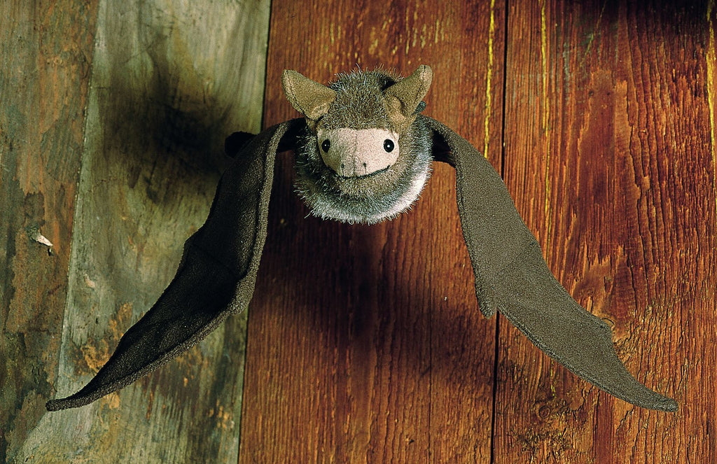 """Ridgley"" Dark Brown Bat"