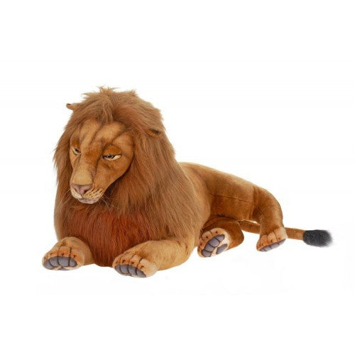 """Clarence"" Lion"