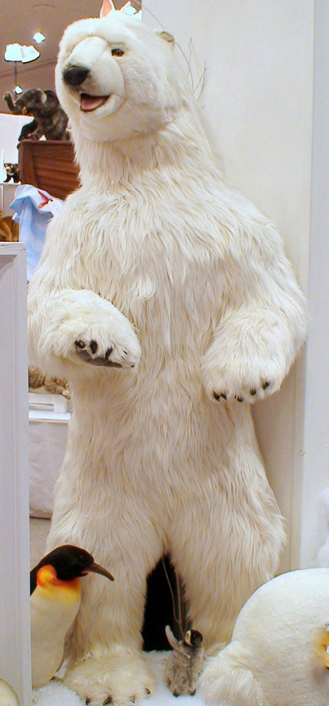 Wilbar Polar Bear Big Furry Friends