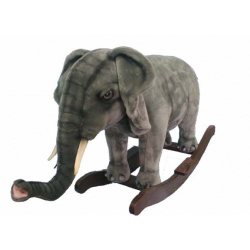 """Jewel"" Elephant Rocker"