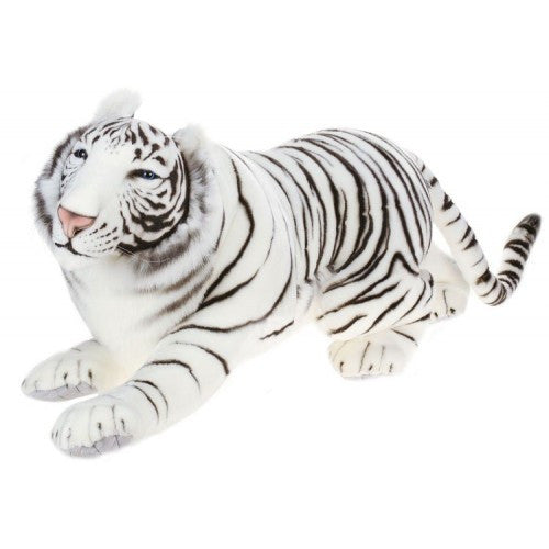 """Poppy"" Prowling White Tiger"