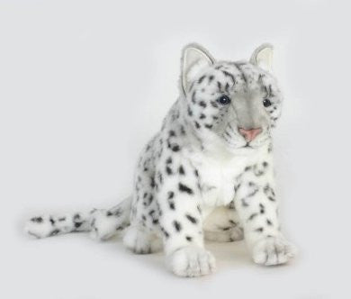"""Spirit"" Snow Leopard"