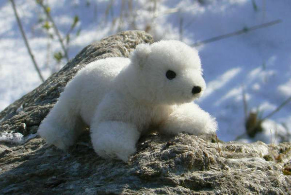 """Nurri"" Alpaca Polar Bear Ltd. Edition"