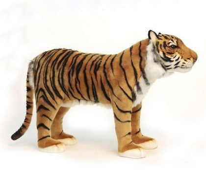 """Kato"" Tiger Footstool"