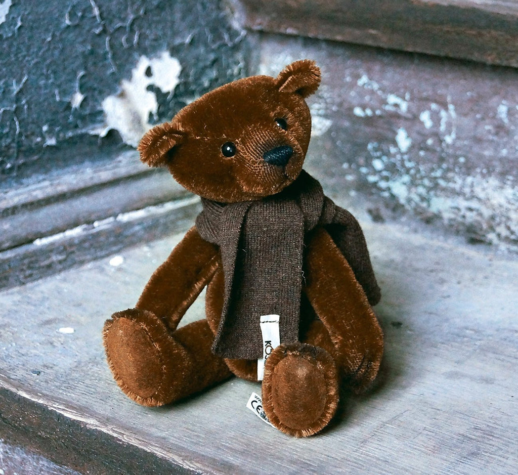 """Brownie"" Mohair Teddy Bear"