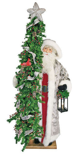 """North Star Christmas"" Santa Father Christmas 57"" Display"