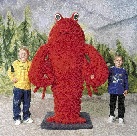 """Larry"" Lobster"
