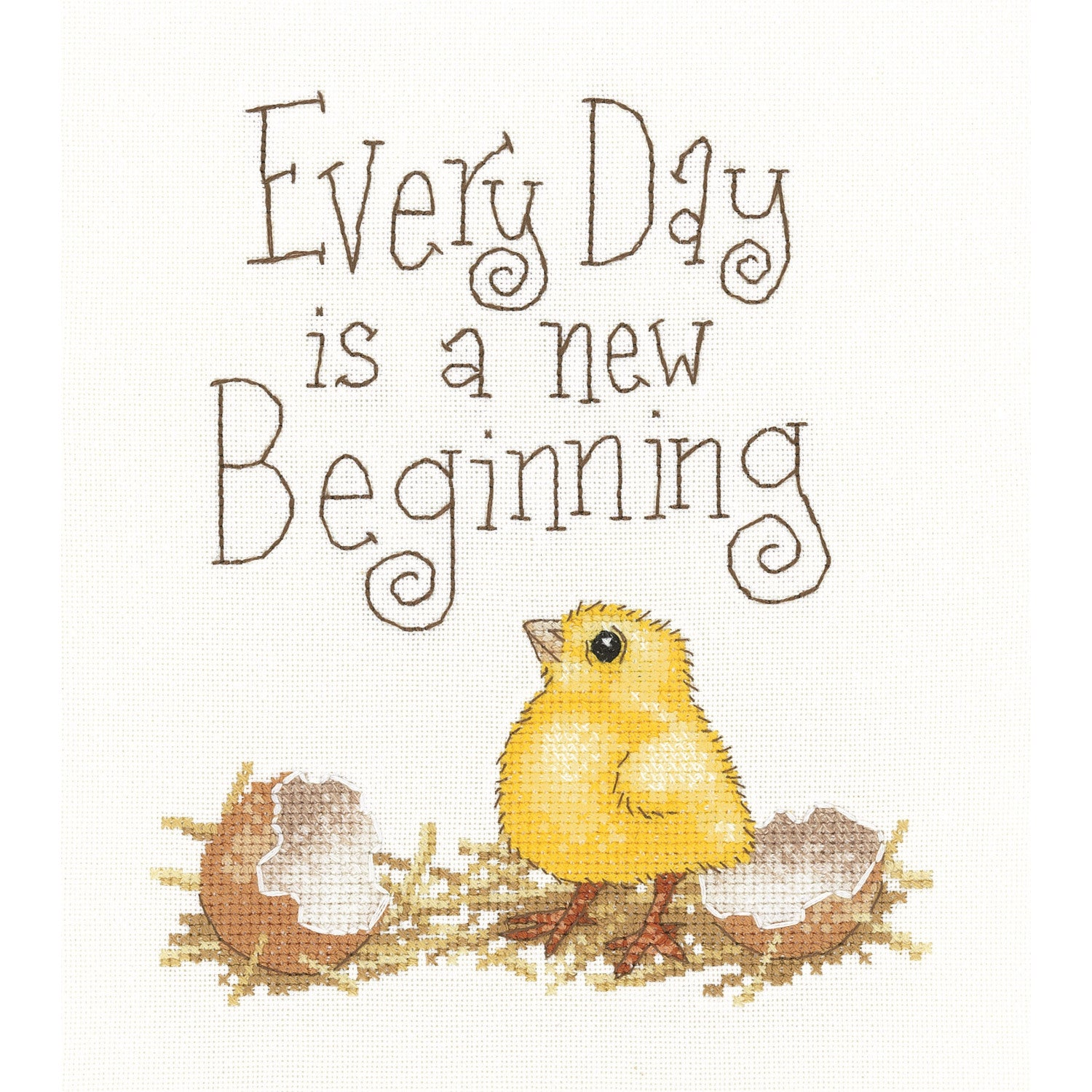 Every Day <br />Counted Cross Stitch Kit