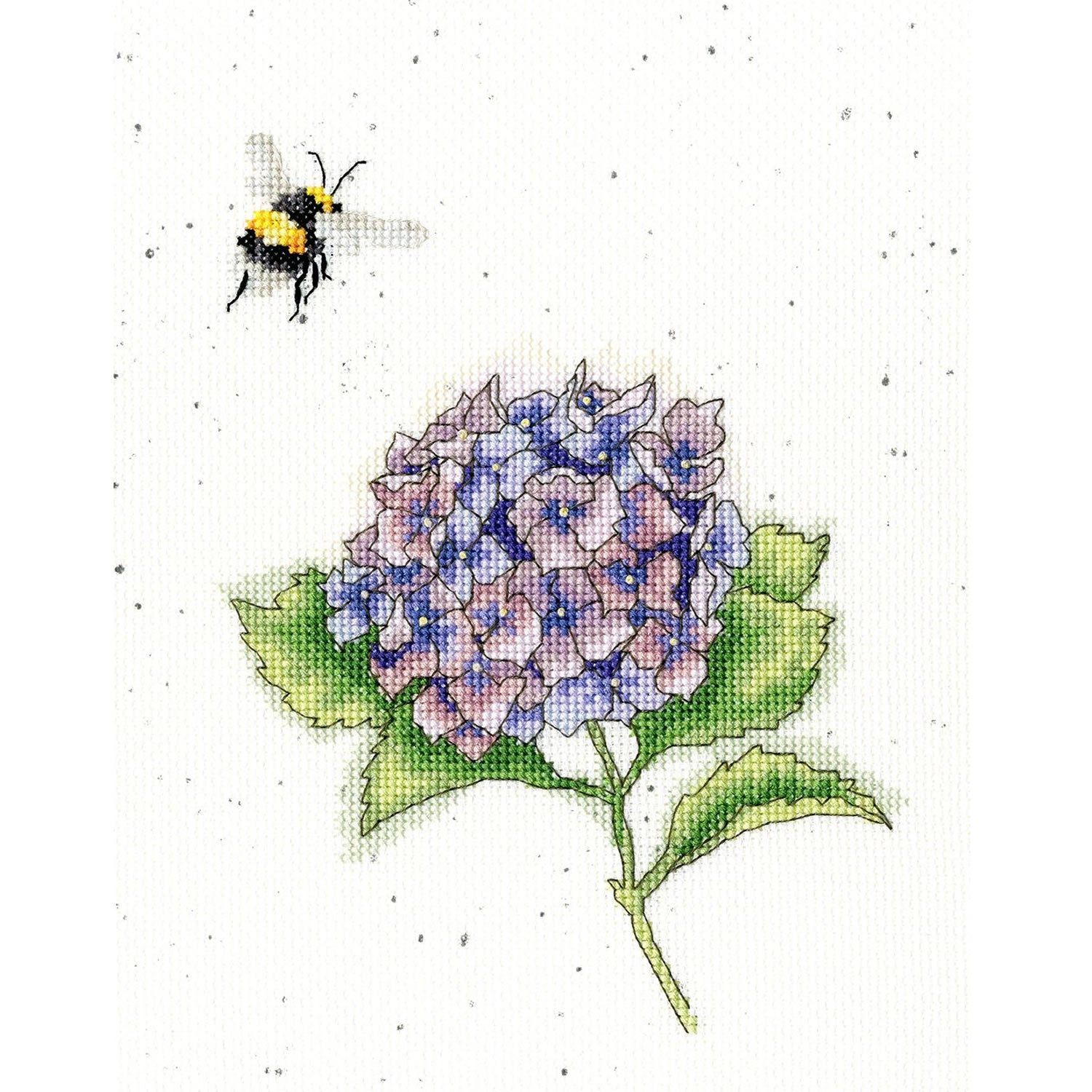 The Busy Bee <br />Counted Cross-Stitch Kit