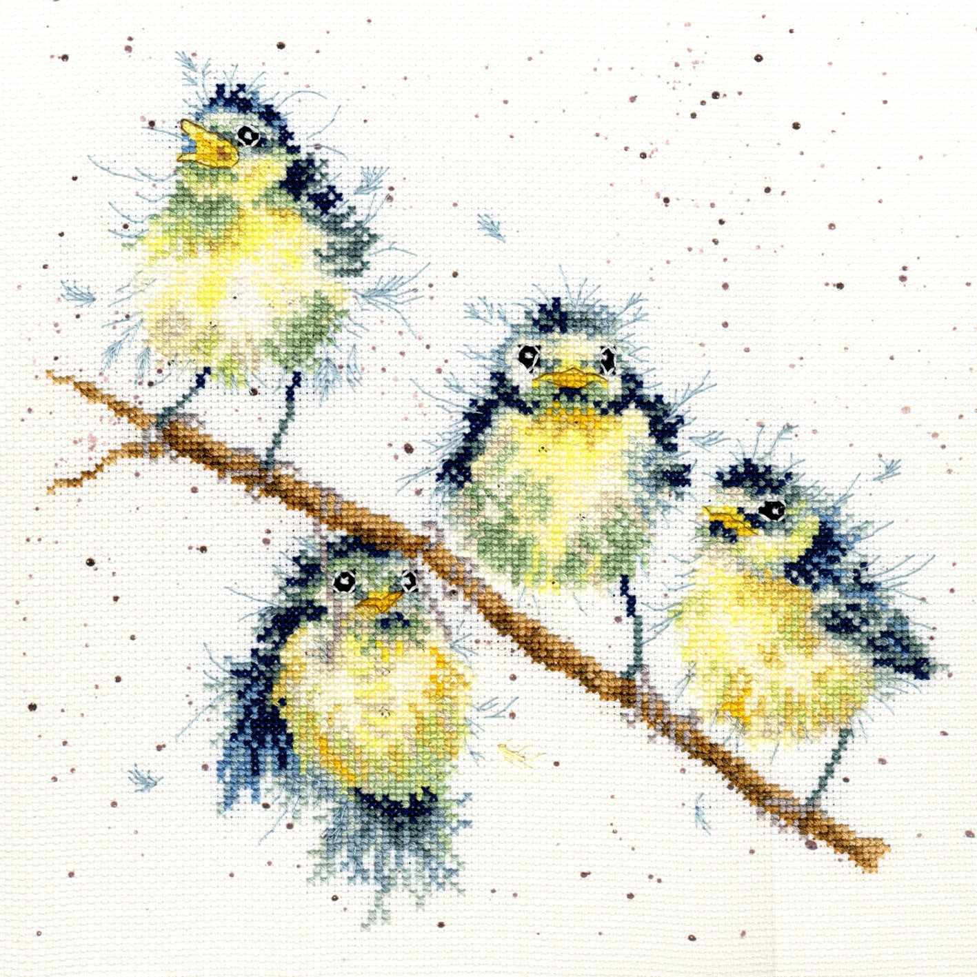 Sweet Tweet <br />Counted Cross-Stitch Kit
