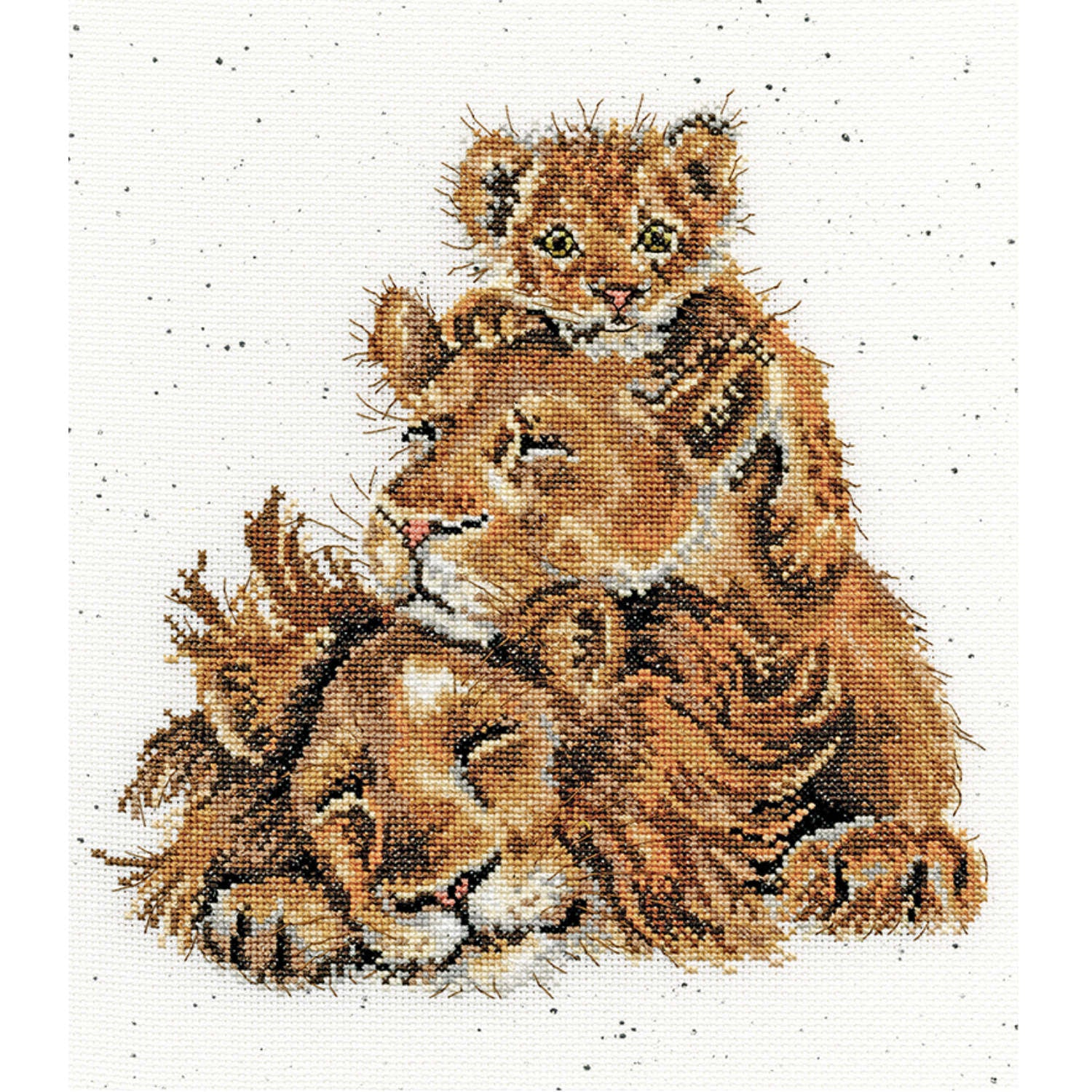 Family Pride <br />Counted Cross-Stitch Kit