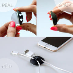 Cable Clip, cord holder