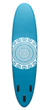 HIKS 11'2ft / 3.4M TRIBAL SAMOA Stand Up Paddle ( SUP ) Board Set - HIKS