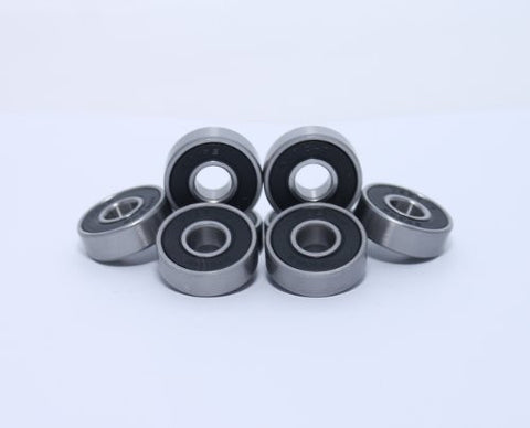 Replacement Childrens Scooter Bearings Pack of 6 - HIKS