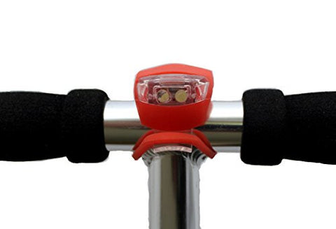 LED Light - Designed to fit all major brands of scooter - Red - HIKS
