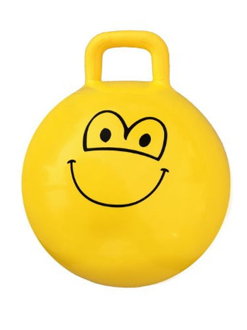 38cm/15inch Space Hopper - Yellow - HIKS