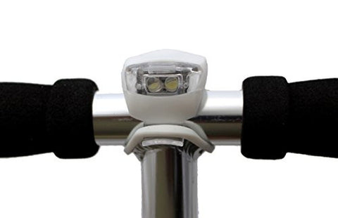 LED Light - Designed to fit all major brands of scooter - White - HIKS