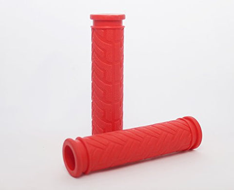 RED SLIME Stunt Scooter Handle Bar Grips - HIKS