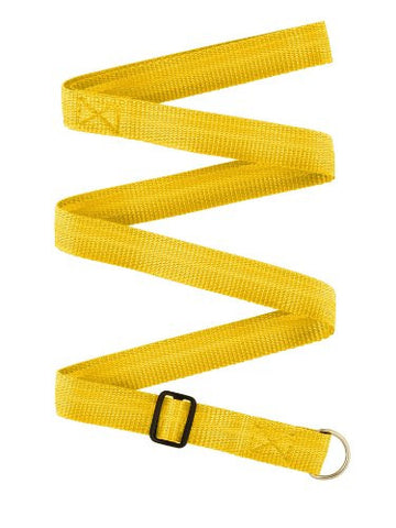 Scooter Lead / Tow line / Carry Strap - Yellow - HIKS