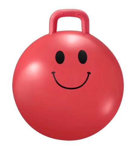 38cm/15inch Space Hopper - Red - HIKS