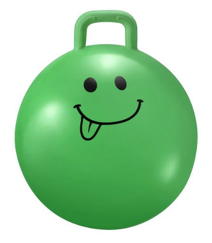 38cm/15inch Space Hopper - Green - HIKS
