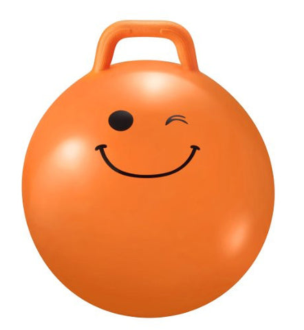 38cm/15inch Space Hopper - Orange - HIKS