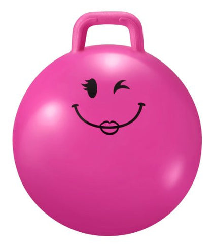 38cm/15inch Space Hopper - Pink - HIKS