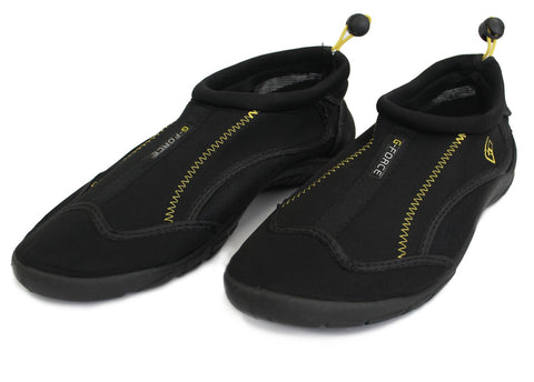 BLACK & YELLOW GUL AQUA SHOE - HIKS