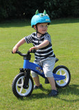 Lightweight Kids Boys Balance Bike - Blue - HIKS