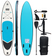 HIKS DOUBLE SKIN TOURING 11'2 Stand Up Paddle ( SUP ) Board Set