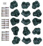 HIKS Plastic Climbing Stones Holds & Grips - HIKS