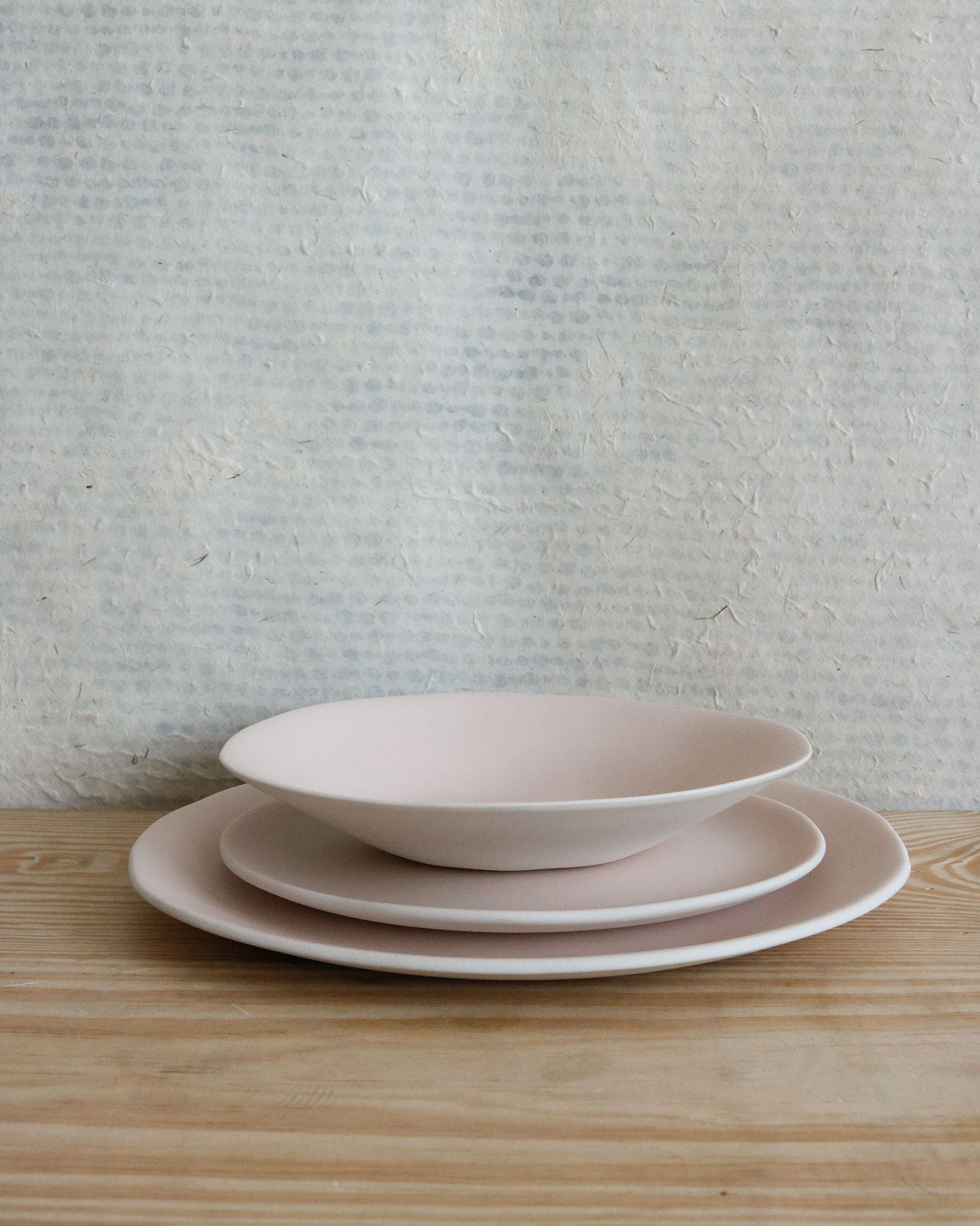 French Garden Dinnerware in Blush