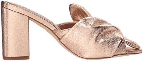 Sam Edelman Women's Oda Heeled Sandal, Blush Gold, 10.5 M US