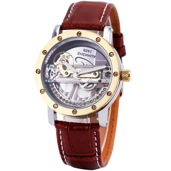 Golden Bridge Men's Watch Self-Wind Mechanical
