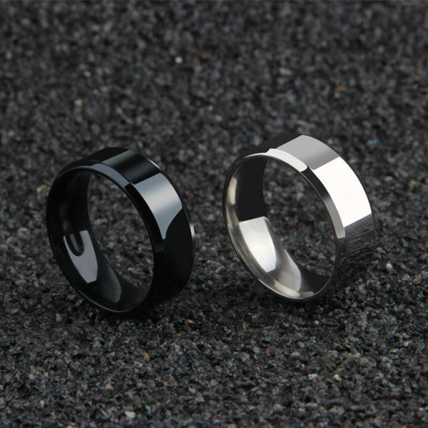 Sails Titanium Ring