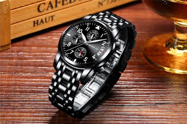 Sport  Men's Chronograph Wristwatch