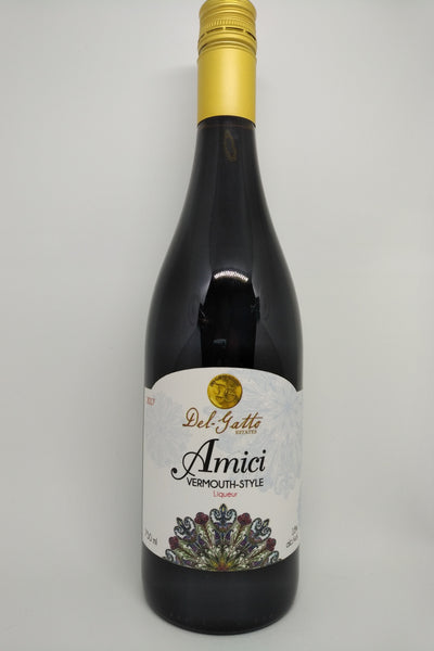 2018 Amici       Vermouth-style liqueur