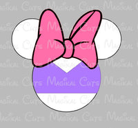 Daisy Mouse Ears SVG, Studio, EPS, and JPEG Digital Downloads