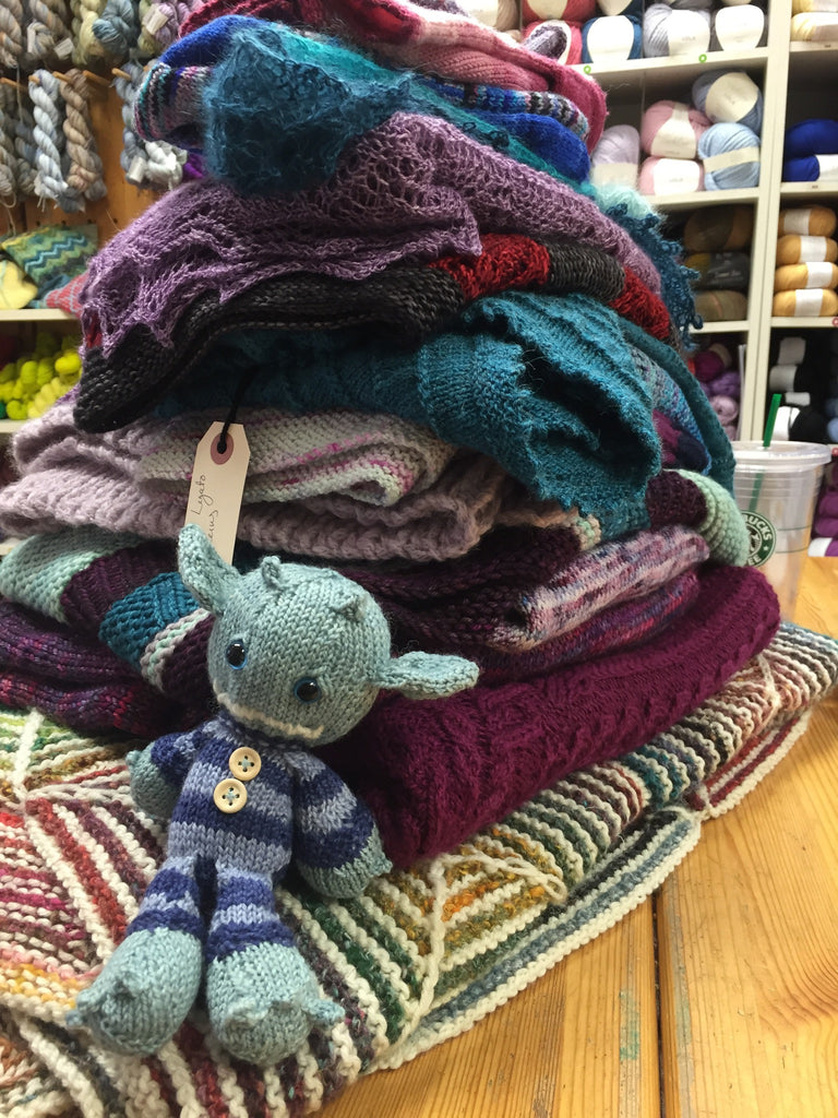 Kitchener Waterloo Knitter's Fair
