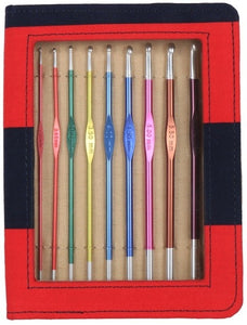 Knitter's Pride Zing Crochet Hook Set (Single Ended)