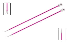 "Zing Single Pointed 14"" Needles"