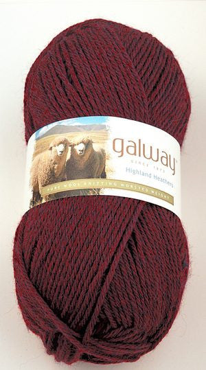 Galway Highland Heathers - Passionknit
