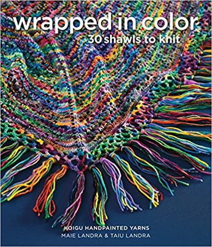 Wrapped in Color Book