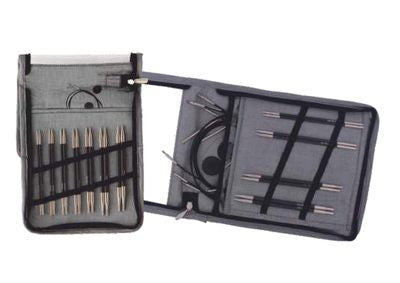 "Karbonz Special Interchangeable Needle Set for 16"" cords"