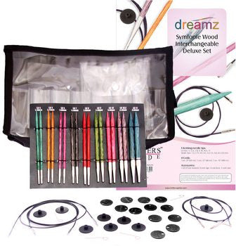 Dreamz Symfonie Wood Interchangeable Deluxe Set - Passionknit