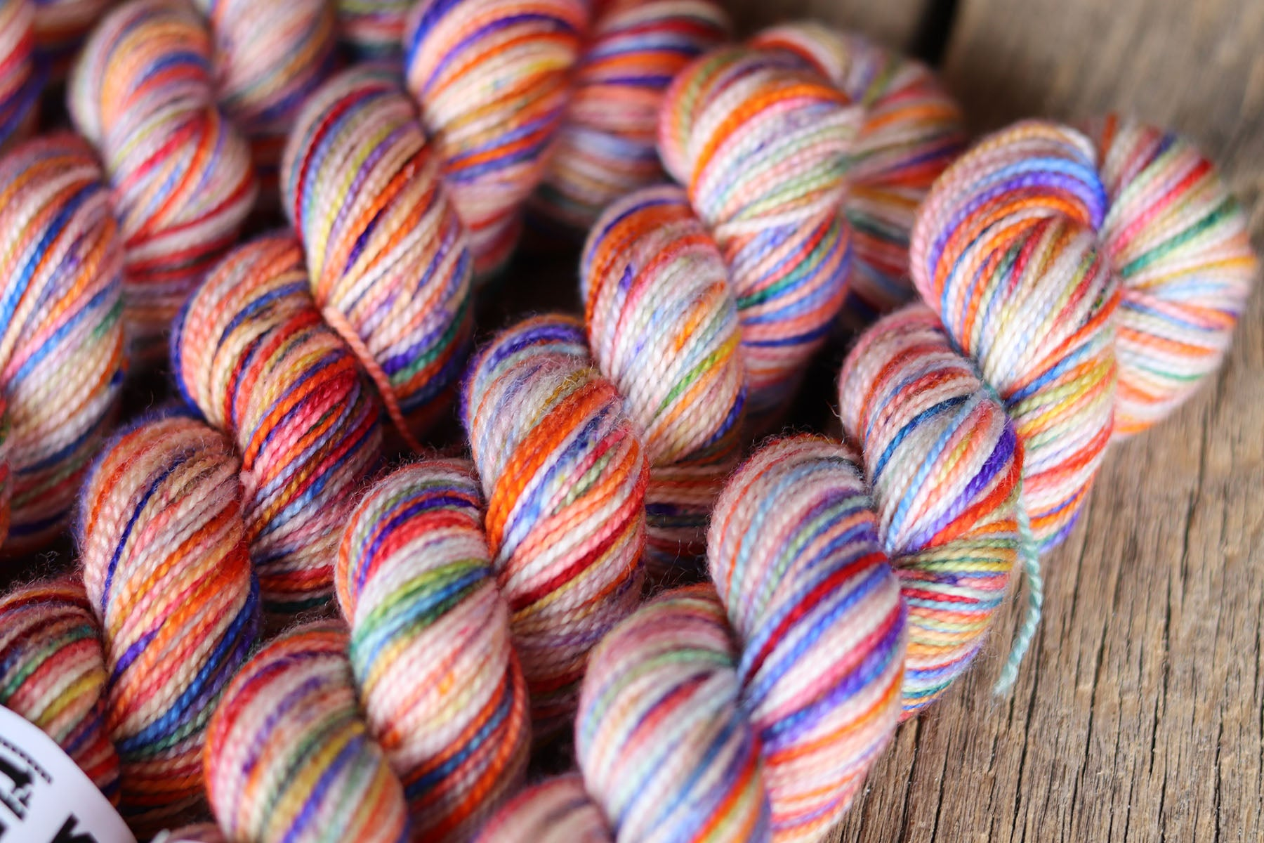 Toronto Festivals by Koigu - Exclusive to Passionknit