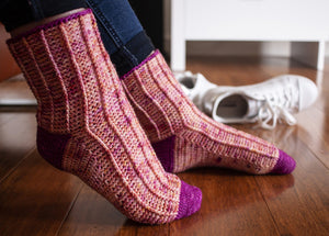 Rundle Socks (Crochet)